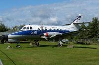 XX476 - XX476 '561'  FAA-750sqn  at Flugausstellung Museum, Hermeskeil - by GTF4J2M