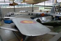 B21-77 - B.21.77 '64-15'  Spanish AF  at Flufwerft Schleissheim - by GTF4J2M