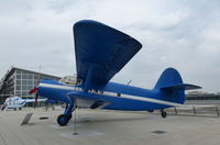 2613 @ EDDS - 2613  ex Polish AF   preserved at Albatros Flugmuseum, Stuttgart airport - by GTF4J2M