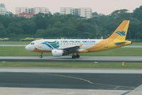 RP-C3191 @ WSSS - RP-C3191  Cebu Pacific Air at Changi 31.3.11 - by GTF4J2M