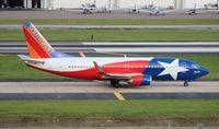 N352SW @ TPA - Southwest 737-300 Lone Star 1