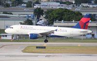 N353NB @ FLL - Delta A319
