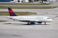 N359NB @ FLL - Delta A319