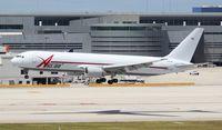 N364CM @ MIA - ABX 767-300