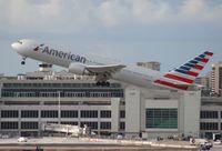 N374AA @ MIA - American 767-300