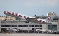 N380AN @ MIA - American 767-300