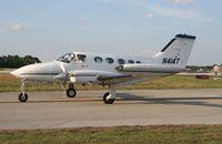 N414TA @ LAL - Cessna 414A