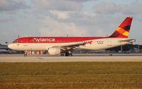 N426AV @ MIA - Avianca A320