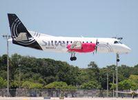 N433XJ @ FLL - Silver Airways Saab 340B