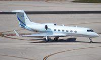 N458X @ FLL - Gulfstream 450