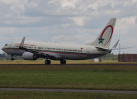 CN-ROC @ AMS - Take off from runway 36L of Schiphol Airport - by Willem Göebel