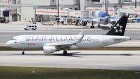 N477AV @ MIA - Avianca Star Alliance A320