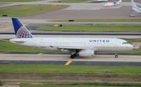 N498UA @ TPA - United A320