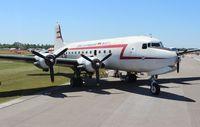 N500EJ @ LAL - C-54E at Sun N Fun