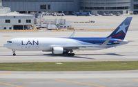 N524LA @ MIA - LAN Cargo 767-300