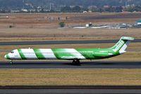 ZS-OPU @ FAJS - McDonnell Douglas DC-9-82 [48021] (Kulula Airlines) Johannesburg Int~ZS 22/09/2006