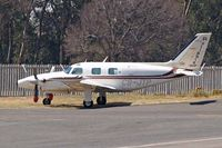 C9-JTP @ FAGM - Piper PA-31T Cheyenne II [31T-7620012] (Reliance Group) Johannesburg-Rand~ZS 21/09/2006 - by Ray Barber