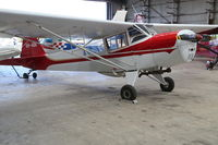 VH-ABA @ YSCN - In the Airborne Aviation Hangar at Camden Airport - by Arthur Scarf