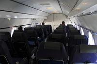 C-FAGI @ CYDA - In 40-seat, no cargo, configuration for a flight from CYDA to CYXY. - by Murray Lundberg