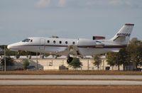 N606QS @ ORL - Net Jets Cessna 560XL