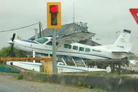 C-GURL @ YVR - Stop! Airplane crossing - by metricbolt
