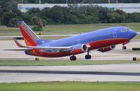 N617SW @ TPA - Southwest 737-300