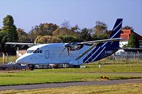 G-BOEG @ EGMC - Shorts 360-300 [SH3733] (BAC Express) Southend~G 11/10/2008
