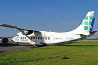 G-JEMX @ EGMC - Shorts 360-200 [SH3715] (Emerald Airways) Southend~G 11/10/2008