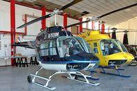 G-TCSM @ EGMC - Bell 206B-3 Jet Ranger III [3881] Southend~G 11/10/2008