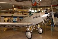 D-2054 - On display at Deutsches Museum München. - by Arjun Sarup