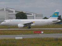 UP-A2001 - A320 - Berkut Air