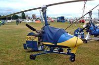 G-BZOF @ EGBP - Bensen B.8MR Merlin 912 [MGM3/SJML1] Kemble~G 02/07/2005
