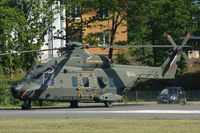 142044 @ ESDF - Hkp14A helicopter of the Swedish Defense Helicopter Wing at Ronneby Air Base - by Henk van Capelle