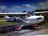 N11964 @ KBKV - 1974 Cessna150L - by Wayne