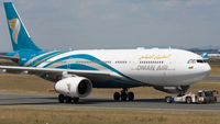 A4O-DG @ EDDF - Oman Air - by Karl-Heinz Krebs