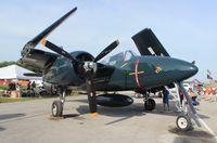 N700F @ LAL - Grumman F7F-3 Tiger Cat
