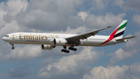 A6-ENI - B77W - Emirates