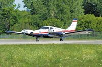 C-GVUU @ CYOW - Departing from Rwy 25R and heading for Oshawa. - by Dirk Fierens