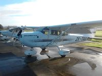 ZK-TAU @ NZAR - Following a sunday morning debut with ZK-TAU in the skies. - by Phil Molineux