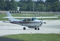 N732BC @ ORL - Cessna 210L