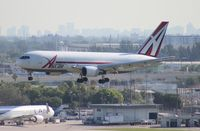 N749AX @ MIA - ABX 767-200