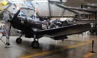 N766JD @ NPA - FG-1D Corsair
