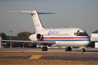 N783TW @ ORL - Ameristar DC-9-15F