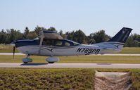 N789PR @ ORL - Cessna T206H