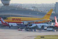 N792AX @ MIA - DHL 767-200 - by Florida Metal