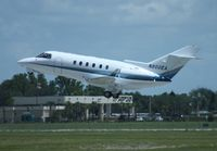 N800EA @ ORL - Hawker 800XP