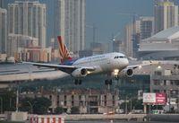 N826AW @ MIA - US Airways Arizona A319