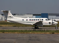LN-AWD @ LFBO - Taxiing to the General Aviation area... - by Shunn311