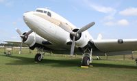 N839M @ LAL - DC-3 part of the Sun N Fun Museum