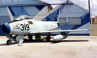 5319 @ LPAR - North American F-86F Sabre [191-958] (Portuguese Air Force) Alverca~CS 03/05/2000
